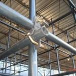 Locação de tubo equipado é na Andaimes 3A -Tel: (15) 3233-0802 3211-5705